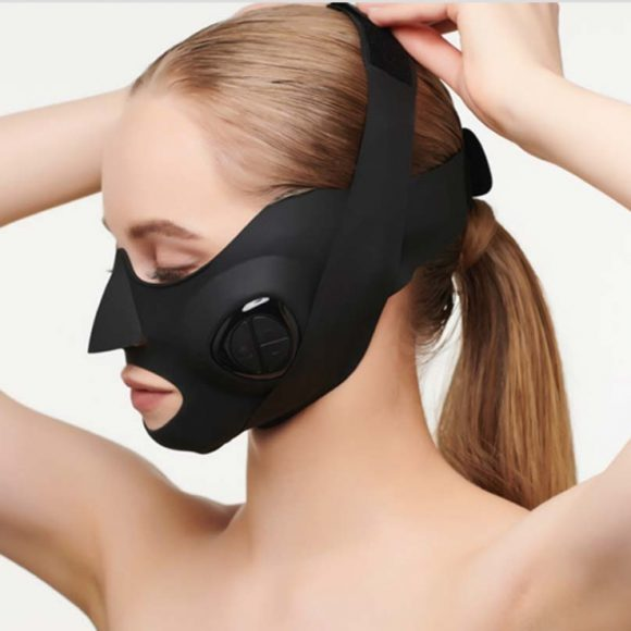 Máscara de Ginastica Passiva